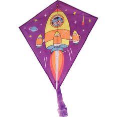 Blueline Junior Diamond Kite 60x70cm, , bcf_hi-res
