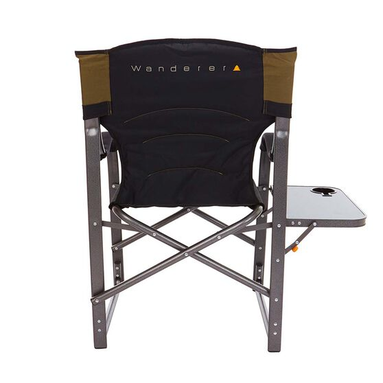 Wanderer Touring Extreme Directors Camp Chair 200kg, , bcf_hi-res