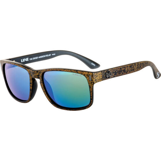 The Mad Hueys Men's Polar Mirror The Shoey Sunglasses, , bcf_hi-res