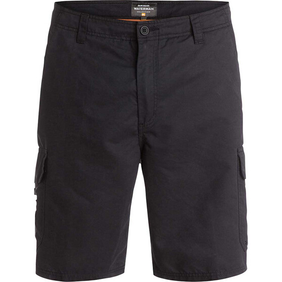 Quiksilver Men's Maldive 8 Shorts, Black, bcf_hi-res