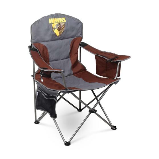 AFL Hawthorn Hawks Cooler Arm Chair, , bcf_hi-res