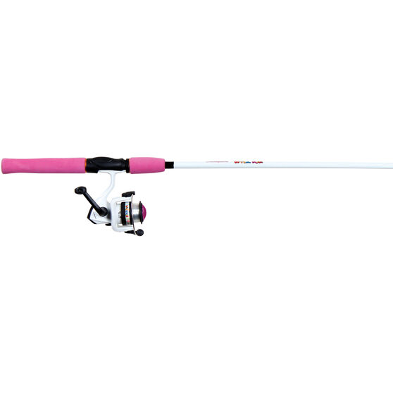Shakespeare Whiz Kid Junior Combo Pink 6ft 2in, Pink, bcf_hi-res