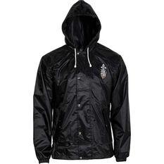 Tide Apparel Men's Dagger Spray Jacket Black S, Black, bcf_hi-res