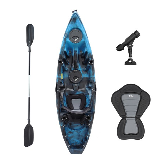 Pryml Vapor Fishing Kayak Pack, , bcf_hi-res