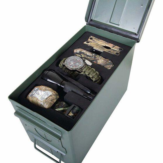 Mossy Oak Essentials Tin 6 Piece, , bcf_hi-res