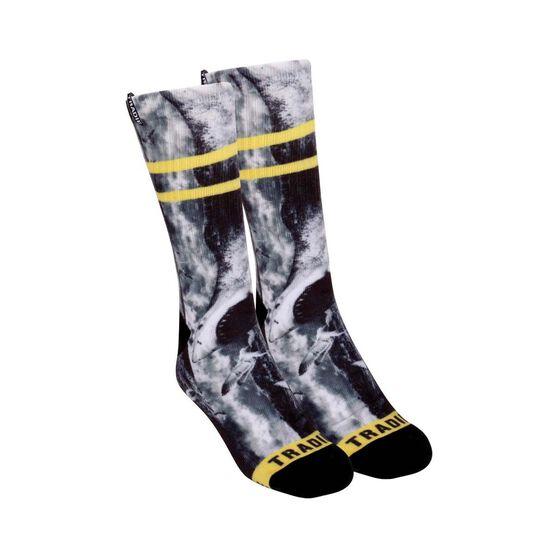 Tradie Shark Black Socks and Jocks, Shark Black, bcf_hi-res