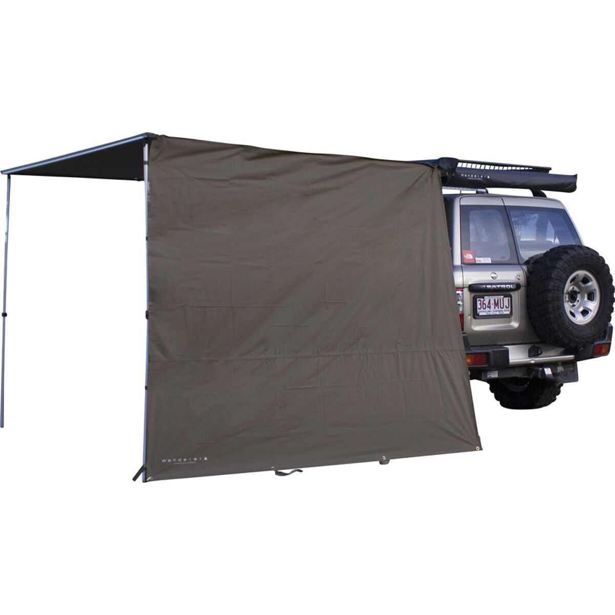 2.0M x 2.2M Side Awning Extension For Pull Out Awning