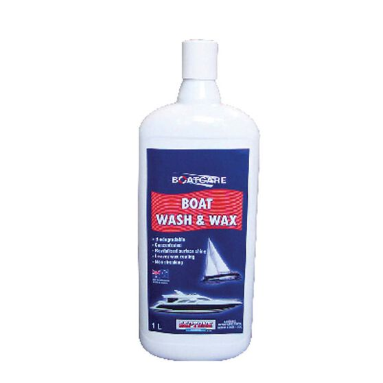 Septone Boat Wash N Wax 1L, , bcf_hi-res