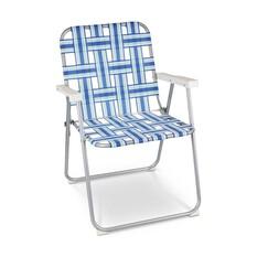 Wanderer Retro Stripe Camp Chair, , bcf_hi-res