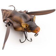 Savage 3D Bat Surface Lure 7cm Brown, Brown, bcf_hi-res