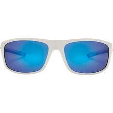 Flathead Polarised Sunglasses White, White, bcf_hi-res