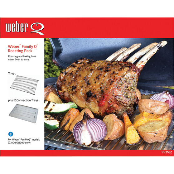 Weber Family Q Roasting Pack, , bcf_hi-res