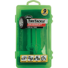 Slime Tyre Repair Kit - 9 Piece, , bcf_hi-res