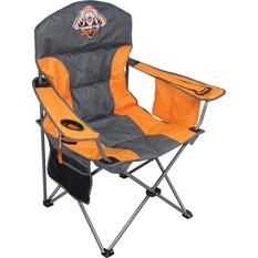 NRL Wests Tigers Camp Chair, , bcf_hi-res