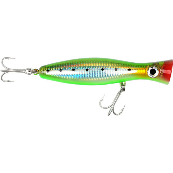 Kato Exodus Surface Lure 160mm Green Slimy, Green Slimy, bcf_hi-res