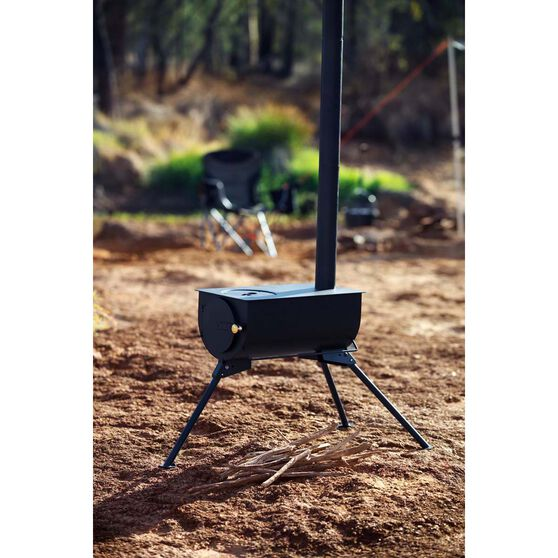 XTM Camp Hog Portable Pot Belly Stove, , bcf_hi-res