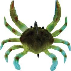 Chasebaits Smash Crab Soft Plastic Lure 100mm, , bcf_hi-res