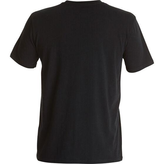 Quiksilver Men's Onstand Tee Black M, Black, bcf_hi-res