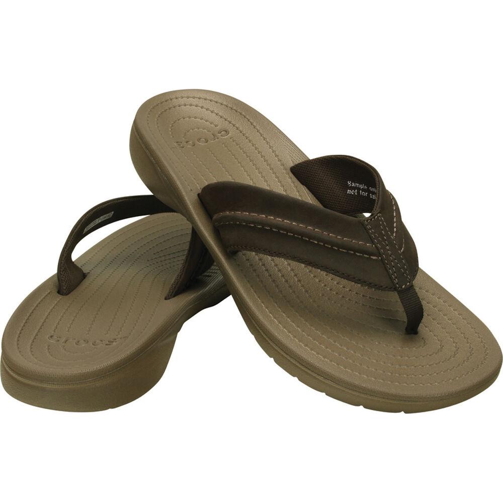 56017b62295 Crocs Men s Yukon Mesa Flip