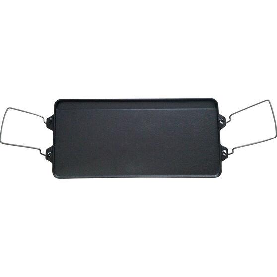 Wanderer Reversible Cast Iron Cook Plate 3 Burner, , bcf_hi-res