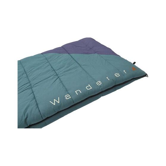Wanderer Grand Yarra -1.9C Cotton Camper Sleeping Bag, , bcf_hi-res