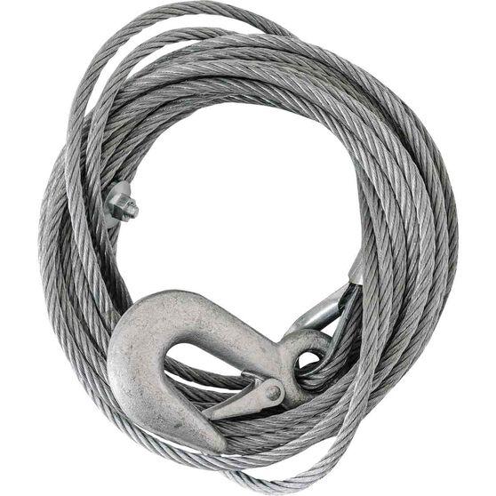 Atlantic Snap Hook Cable 6m x 4mm, , bcf_hi-res