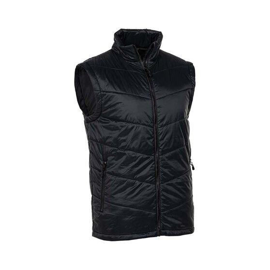 OUTRAK Puffer Vest, Black, bcf_hi-res