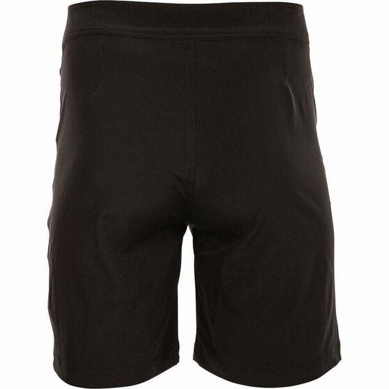 Daiwa Men's Stretch Shorts, Black, bcf_hi-res