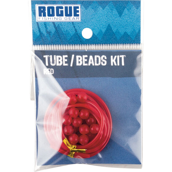 Rogue Lumo Tube and Beads Kit Red, Red, bcf_hi-res