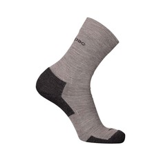 Macpac Footprint Socks Grey Marle S, Grey Marle, bcf_hi-res