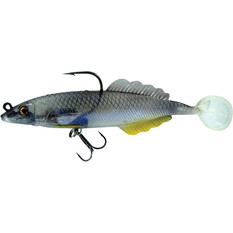 Chasebaits Live Whiting Soft Plastic Lure 95mm Silver Whiting, Silver Whiting, bcf_hi-res