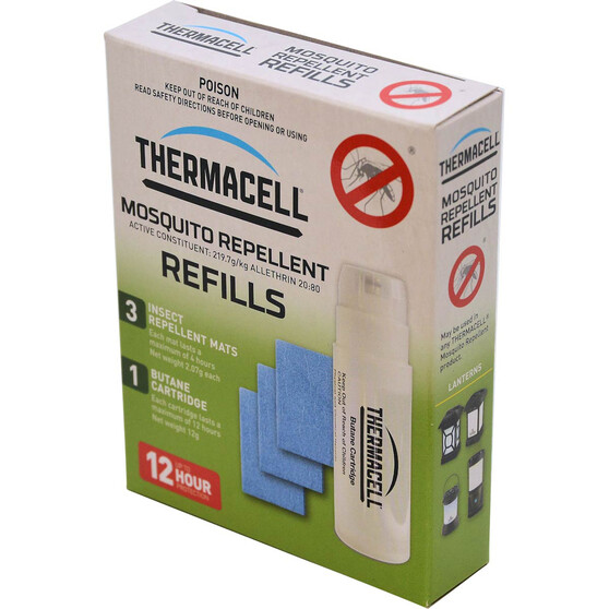 Thermacell Mosquito Repellent Refill, , bcf_hi-res