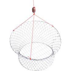 Wilson Ready Rigged Marron Net 60cm, , bcf_hi-res
