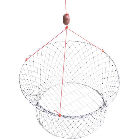 Wilson Ready Rigged Marron Net 60cm, , bcf_hi-res