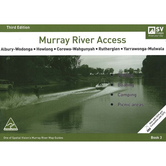 AFN Murray River Access Map 3 Albury to Yarrawonga, , bcf_hi-res