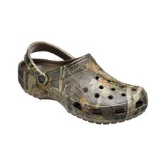 Crocs Men's Classic Graphic II Clog True Timber 7, True Timber, bcf_hi-res