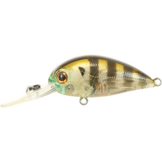 Atomic Hardz Crank Deep Hard Body Lure 38mm Ghost Gill Brown 38mm, Ghost Gill Brown, bcf_hi-res