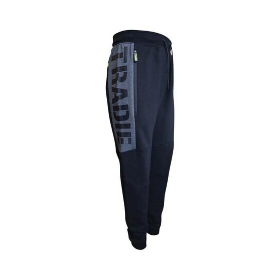 Tradie Men's Groundwork Track Pants, Black, bcf_hi-res