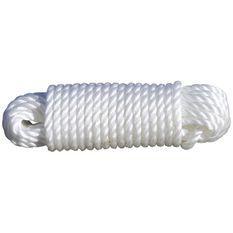 Silver Rope Tie Down 8mm x 15m, , bcf_hi-res