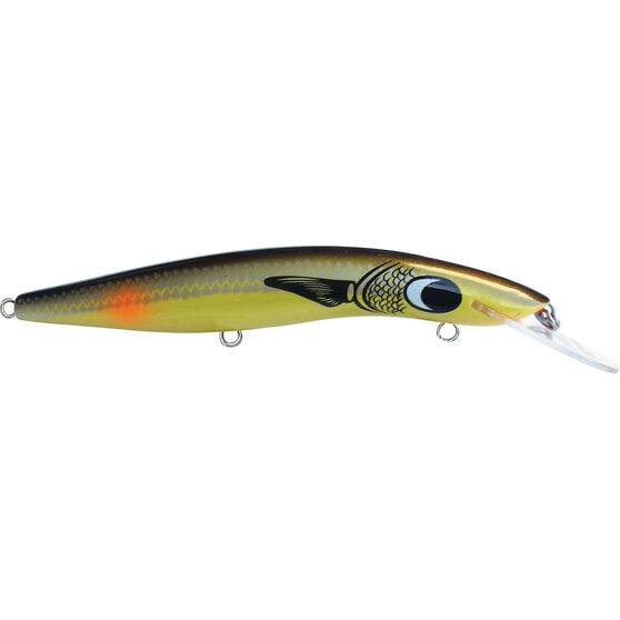 Classic 120 Hard Body Lure 120mm Yellow Terra 120mm 15ft, Yellow Terra, bcf_hi-res