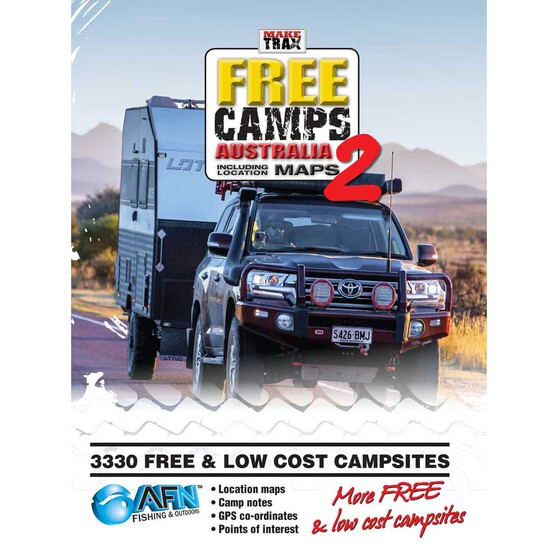 AFN Make Trax Free Camps Australia with Maps 2, , bcf_hi-res