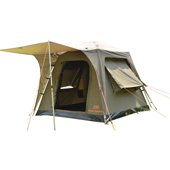 Wanderer Tourer Extreme 250 Touring Tent 4-5 Person, , bcf_hi-res