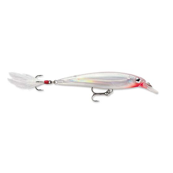 Rapala X-Rap XR6 Hard Body Lure 6cm Glass Ghost 6cm, Glass Ghost, bcf_hi-res