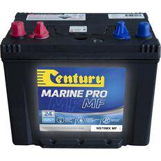 Century Marine Pro Battery - NS70MX MF, 600CCA, , bcf_hi-res
