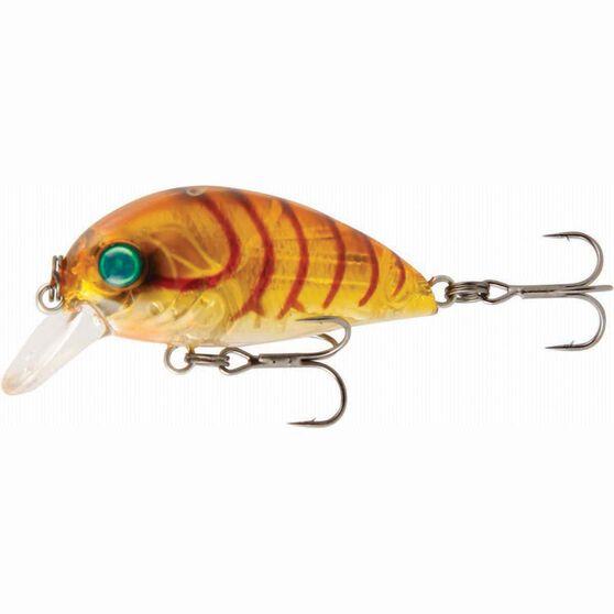 Savage Fat Head Crank Shallow Runer Hard Body Lure 3.8cm, Shrimp, bcf_hi-res