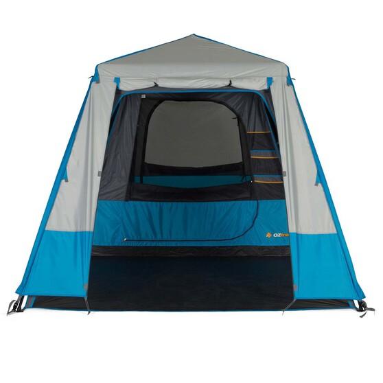OZtrail Roamer Cabin Fast Frame Tent 10 Person, , bcf_hi-res