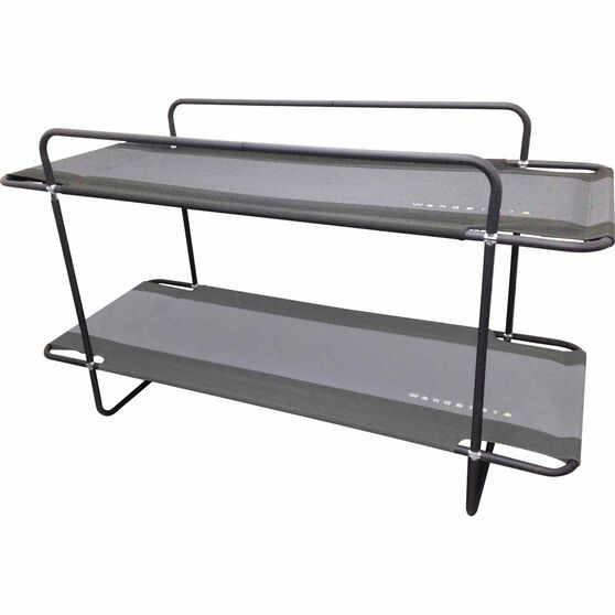 Wanderer Safety Rails Bunk Bed Stretcher Double, , bcf_hi-res