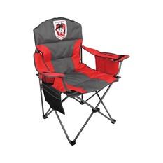 NRL St George Dragons Camp Chair, , bcf_hi-res