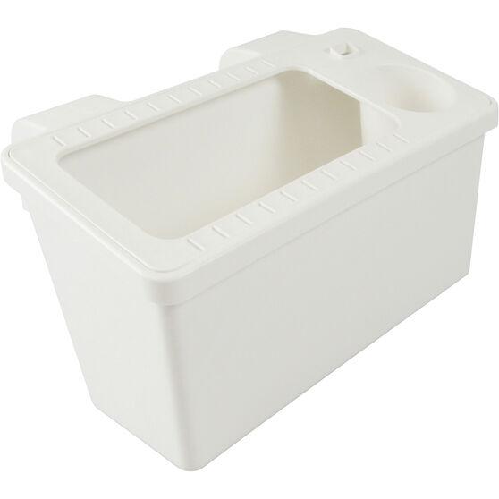 Bowline Tinnie Storage Bin With Cup Holder, , bcf_hi-res