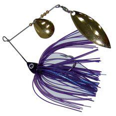 Tackle Tactics Striker Spinner Bait Lure 3 / 8oz Pink / Blue, Pink / Blue, bcf_hi-res